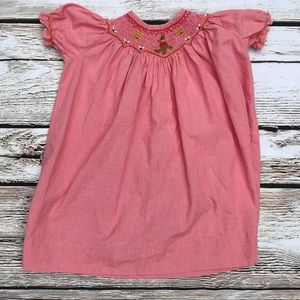 Orient Expressed Smocked Dress 4 Winnie the Pooh